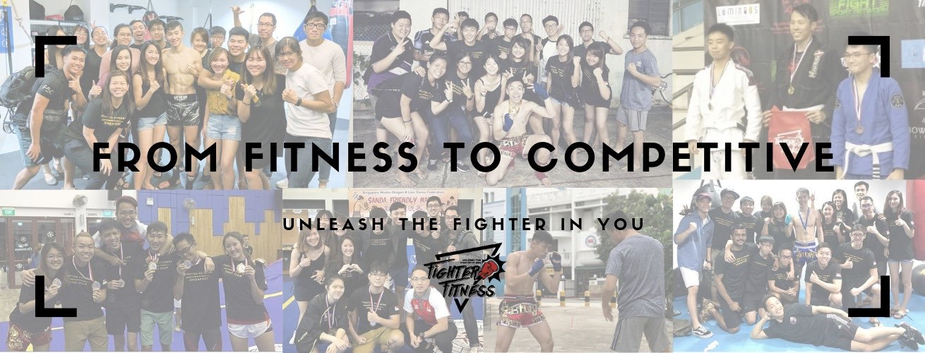 Fighter Fitness Singapore | Mixed martial arts | Muay Thai