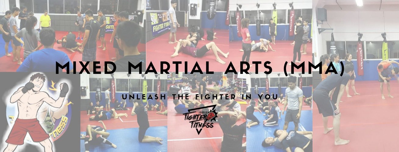 Fighter Fitness Singapore | Mixed martial arts | Muay Thai Singapore