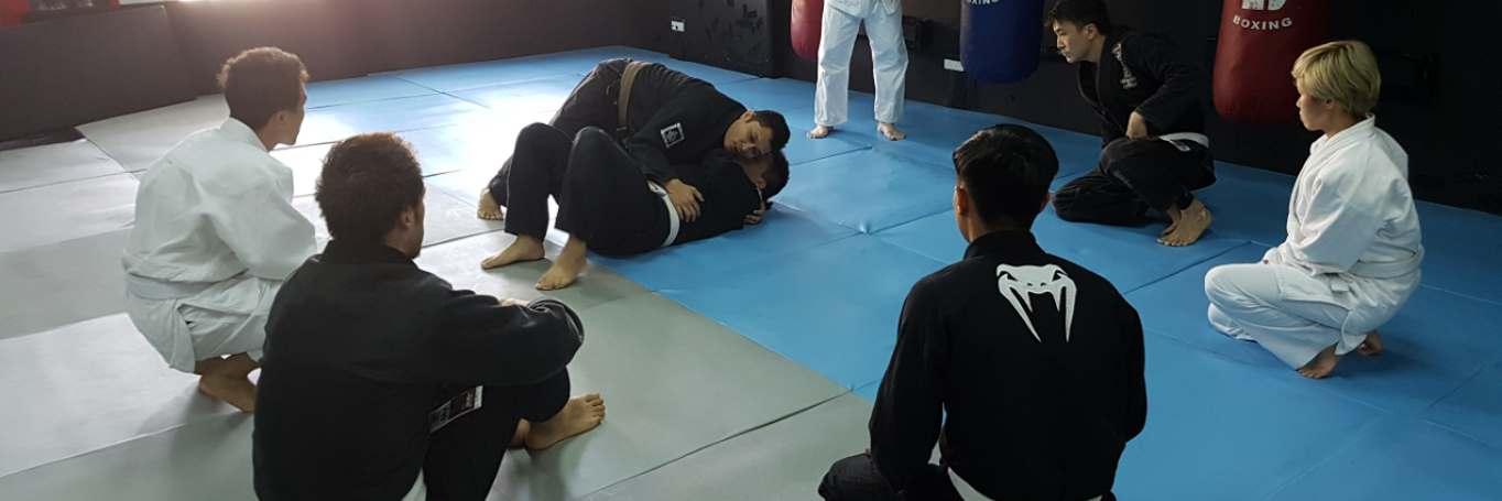 brazilian jiu jitsu singapore