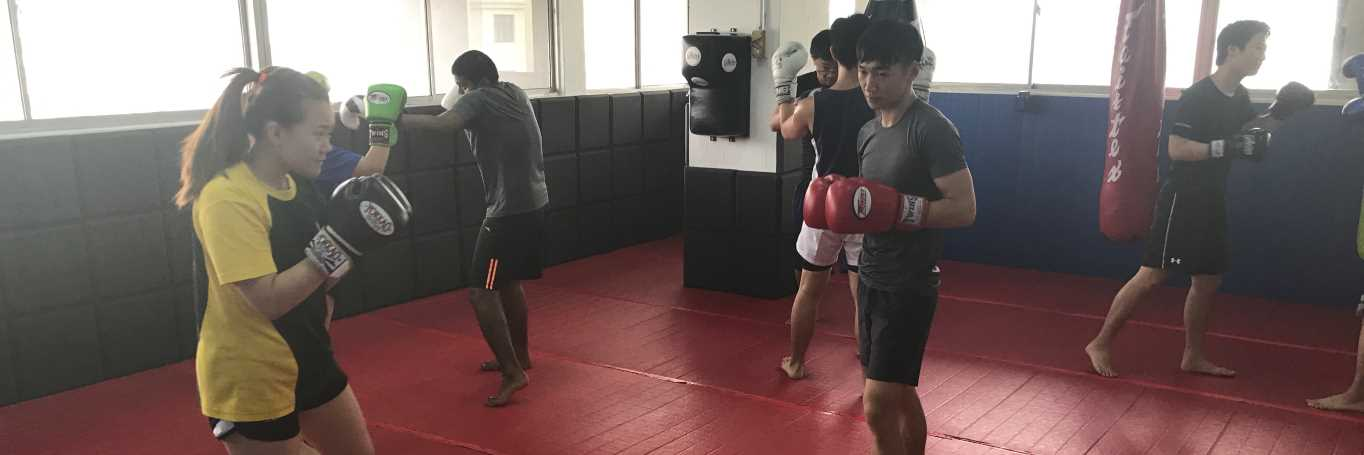 Muay Thai in Singapore