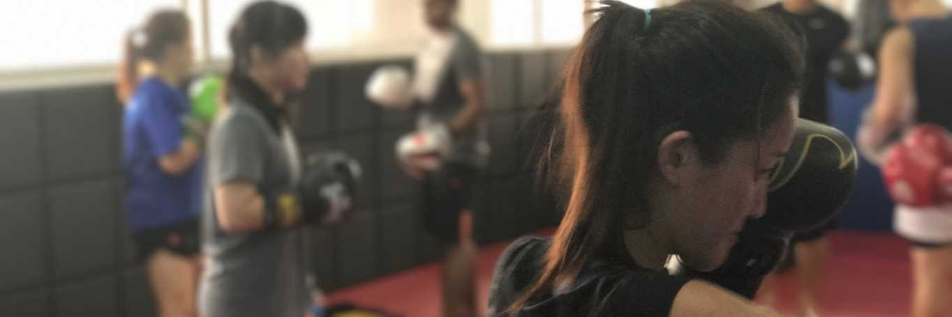 Fighter Fitness Muay Thai