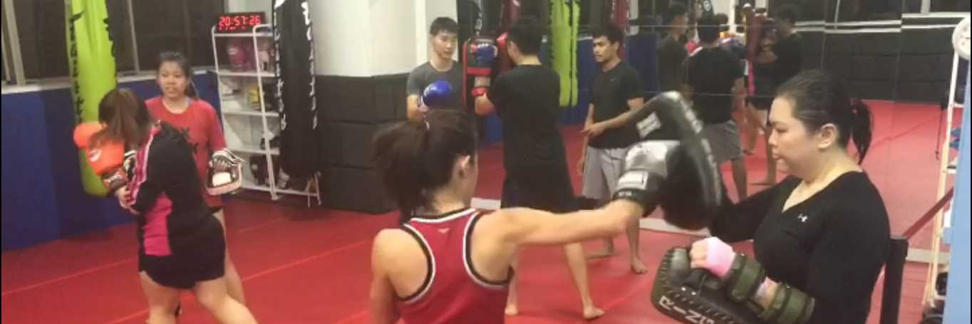 Muay Thai Singapore