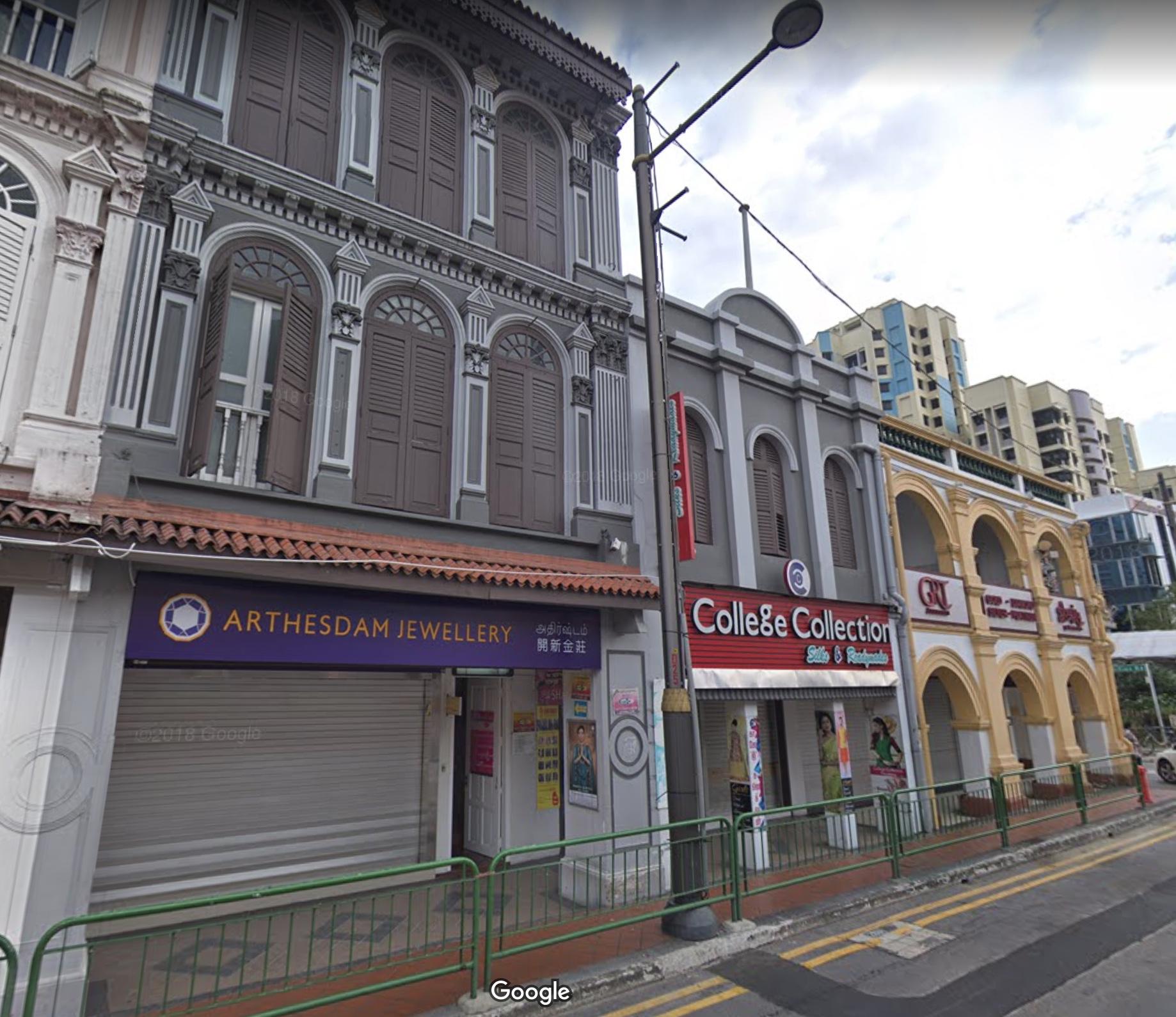 Martial arts Singapore